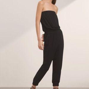 Aritzia strapless jumpsuit
